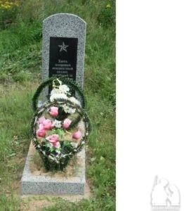 Воровского Воинское захоронение №4553